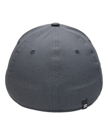 1 Adventure Division Surftrek - Stretch Fit Cap for Men Grey W5CF02BIP1 Billabong