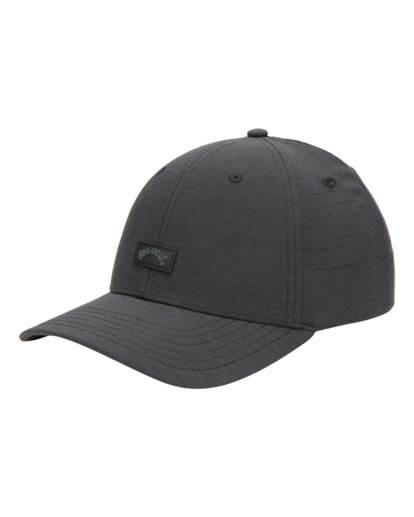 2 Adventure Division Surftrek - Snapback Cap for Men Black W5CM10BIP1 Billabong