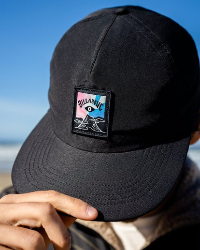 0 Adventure Division Eyesolation - Toggle Hat for Men Black W5CM19BIP1 Billabong
