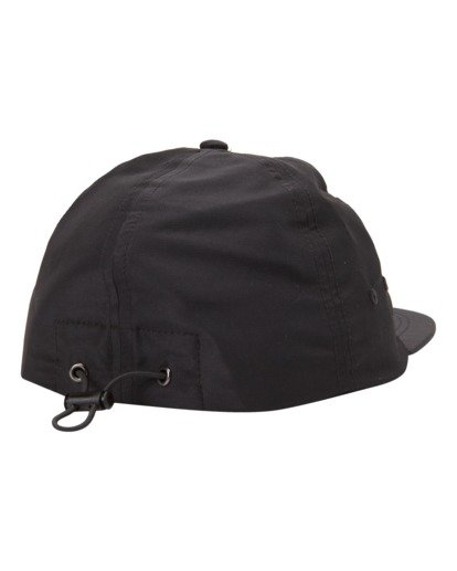 2 Adventure Division Eyesolation - Toggle Hat for Men Black W5CM19BIP1 Billabong