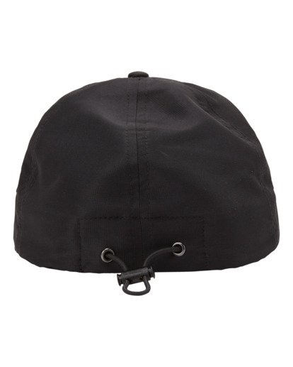 3 Adventure Division Eyesolation - Gorro ajustable para Hombre Negro W5CM19BIP1 Billabong