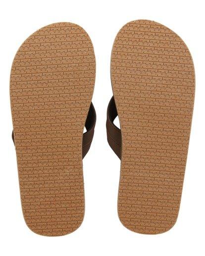 1 All Day Impact Texture - Sandals for Men Yellow W5FF34BIP1 Billabong