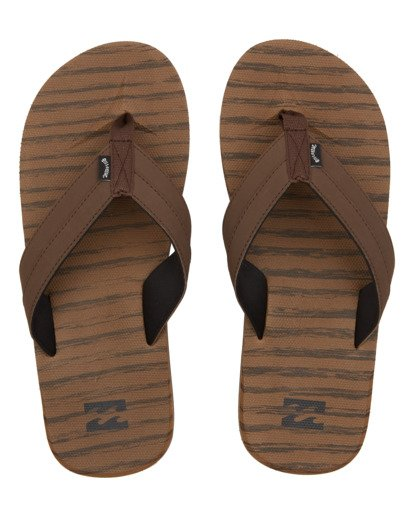 0 All Day Impact Texture - Sandals for Men Yellow W5FF34BIP1 Billabong