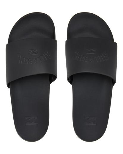 1 Cush Slide - Sandals for Men Black W5FF40BIP1 Billabong
