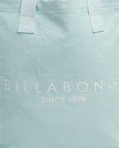 10 Vista - Strandtasche für Frauen Blau W9BG19BIP1 Billabong