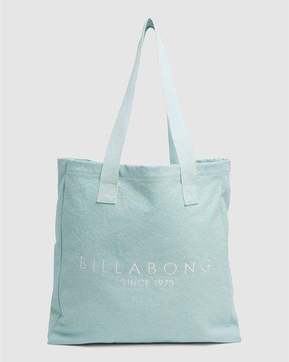 5 Vista - Strandtasche für Frauen Blau W9BG19BIP1 Billabong