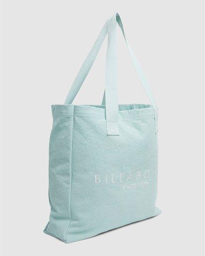 6 Vista - Strandtasche für Frauen Blau W9BG19BIP1 Billabong