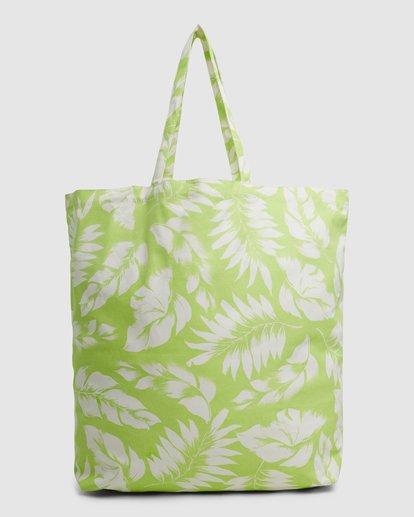 3 Summer Fun - Bolsa de tela para Mujer Verde W9BG50BIP1 Billabong