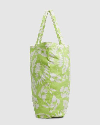 2 Summer Fun - Bolsa de tela para Mujer Verde W9BG50BIP1 Billabong