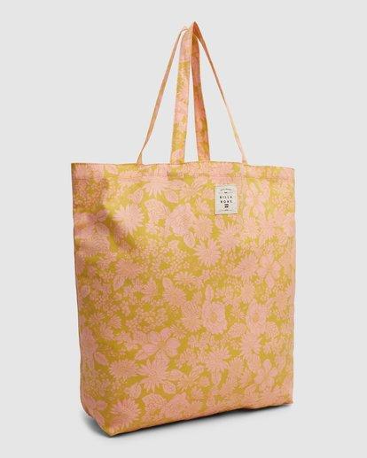 1 Summer Fun - Bolsa de tela para Mujer Naranja W9BG50BIP1 Billabong