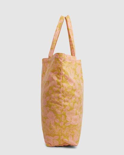 2 Summer Fun - Bolsa de tela para Mujer Naranja W9BG50BIP1 Billabong