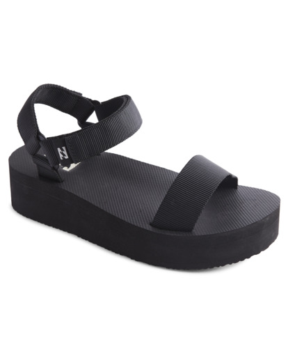 0 Kari On - Sandals for Women Negro W9FF15BIP1 Billabong
