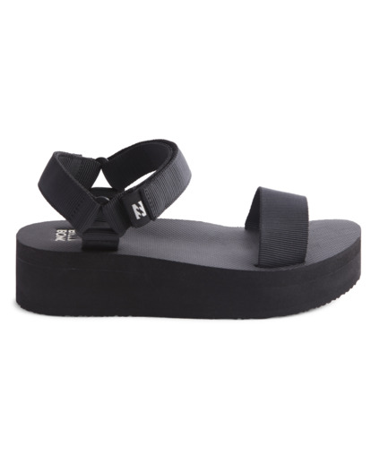 3 Kari On - Sandals for Women Negro W9FF15BIP1 Billabong