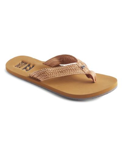 0 Kai - Sandalias para Mujer Beige W9FF16BIP1 Billabong