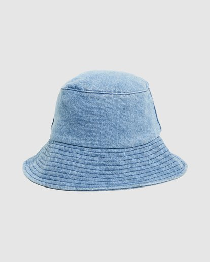1 Steph - Gorro de Pescador para Mujer Azul W9HT51BIP1 Billabong