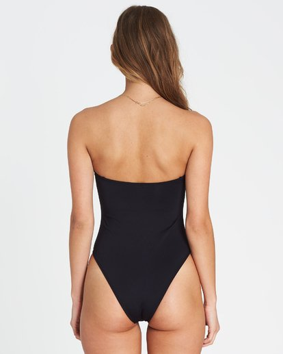 4 Sol Searcher One Piece Swim Black X101SBSO Billabong