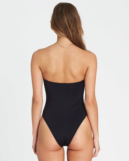 6 Sol Searcher One Piece Swim Black X101SBSO Billabong