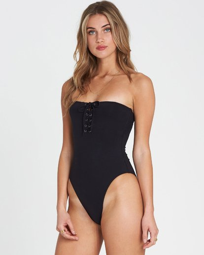 2 Sol Searcher One Piece Swim Black X101SBSO Billabong