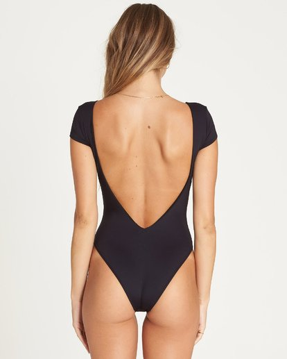 2 Sol Searcher One Piece Swim Black X103UBSO Billabong
