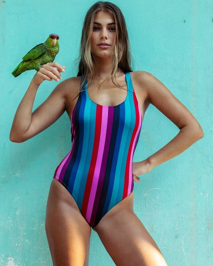 0 Out To Sea One Piece Swim  X104MOUT Billabong