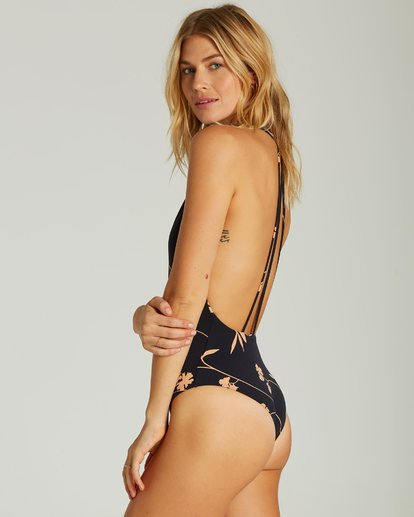 1 Sweet Roots One Piece Swim  X106SBSW Billabong
