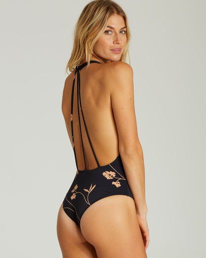 2 Sweet Roots One Piece Swim  X106SBSW Billabong