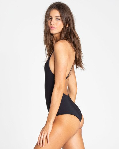 3 Hippie Hooray One Piece Swim Black X111EHIP Billabong