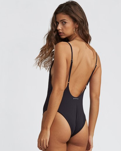 2 Kris Chau One Piece Swim  X113SBKR Billabong