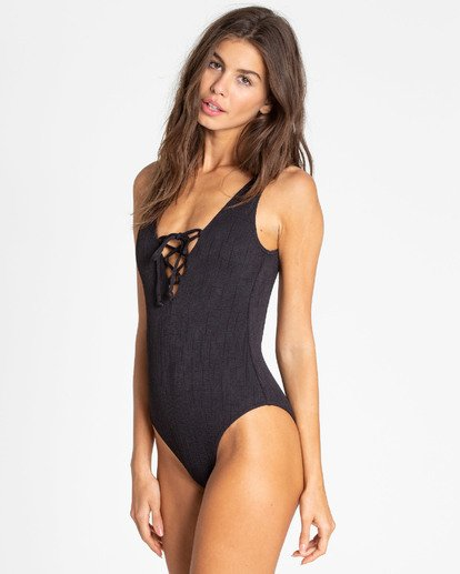 1 Sweet Sands One Piece Swim Black X114TBSW Billabong