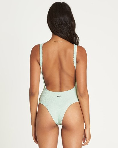 2 Summer High One Piece Swim  X114UBSU Billabong