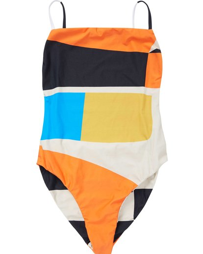 7 Vai Vai Reversible One Piece Swim  X120QBVA Billabong