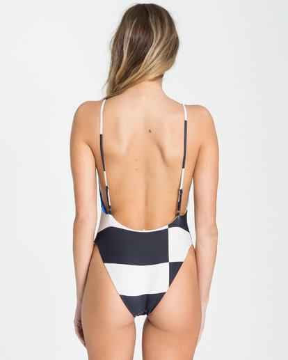 4 Vai Vai Reversible One Piece Swim  X120QBVA Billabong