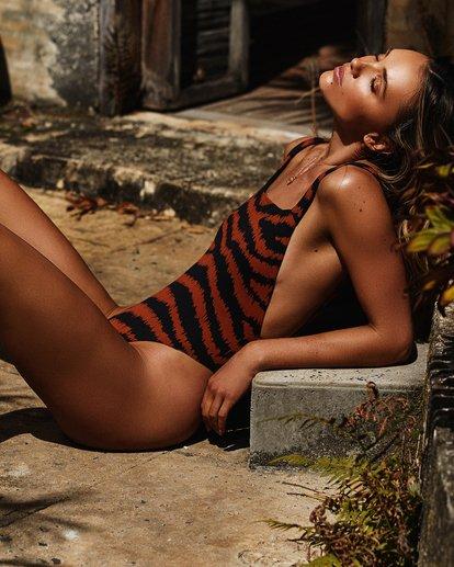 0 Tigress One Piece Swim Black X130WBTI Billabong