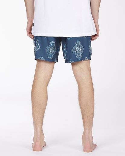 "5 Sundays Sano 17"" - Recycled Board Shorts for Men Purple X1BS15BIS1 Billabong"