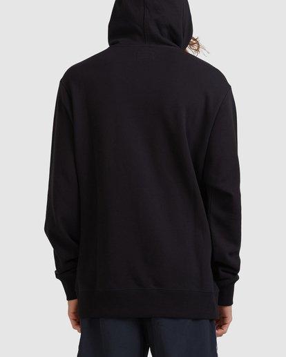 4 Air Pop - Hoodie for Men Black X1FL22BIS1 Billabong