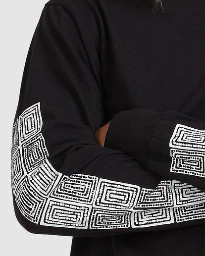 11 Atmoshere - Long Sleeve T-Shirt for Men Black X1LS20BIS1 Billabong
