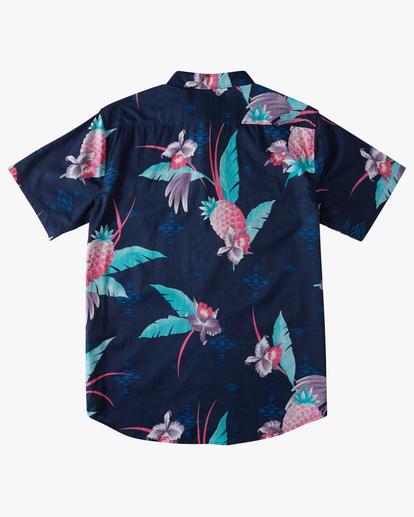 1 Sundays Floral - Short Sleeve Top for Men  X1SH01BIS1 Billabong