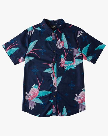 0 Sundays Floral - Short Sleeve Top for Men  X1SH01BIS1 Billabong