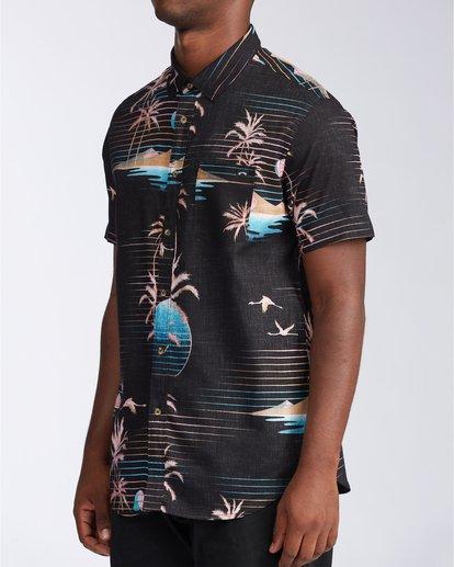 1 Sundays Floral - Short Sleeve Top for Men Black X1SH01BIS1 Billabong