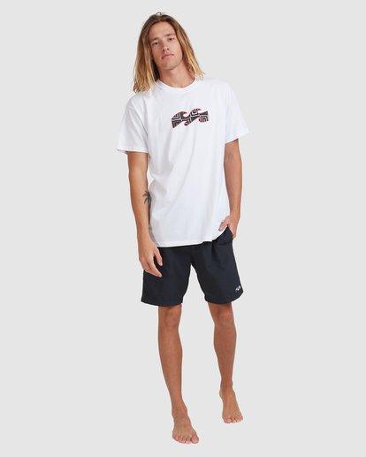 10 Air - T-Shirt for Men White X1SS16BIS1 Billabong