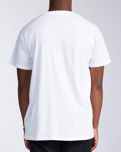 7 Air - T-Shirt for Men White X1SS16BIS1 Billabong