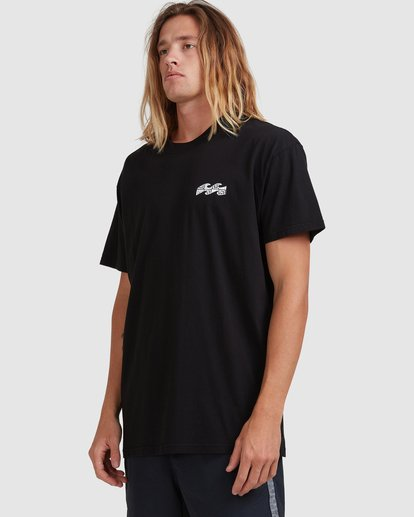 1 Atmosphere - T-Shirt for Men Black X1SS17BIS1 Billabong