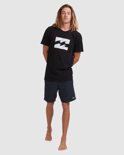 7 Celestial - T-Shirt for Men Black X1SS19BIS1 Billabong