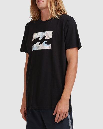 3 Celestial - T-Shirt for Men Black X1SS19BIS1 Billabong