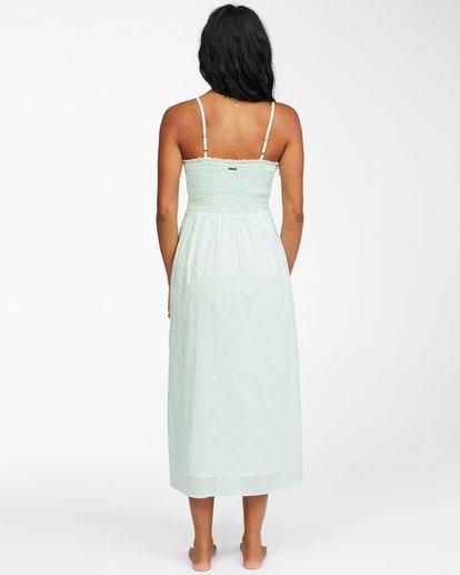 4 Baja Breeze - Midi Dress for Women White X3DR08BIS1 Billabong