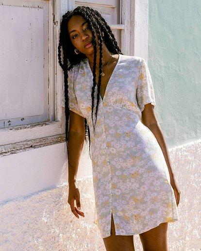 0 Melody - Mini Dress for Women Yellow X3DR11BIS1 Billabong