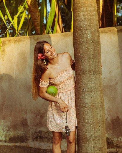 0 Keep It Sweet - Vestido para Mujer Rosa X3DR20BIS1 Billabong
