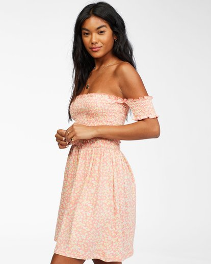 0 Keep It Sweet - Dress for Women Pink X3DR20BIS1 Billabong