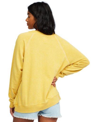 3 Salt And Sand - Sweatshirt for Women Yellow X3FL20BIS1 Billabong