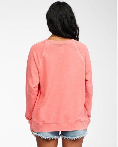 2 Salt And Sand - Sweatshirt for Women Pink X3FL20BIS1 Billabong